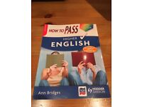 """08/09 """"How to pass..."""" Higher Level Revision Books"""