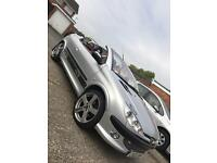 Limited edition 1.6 Peugeot 206 convertible