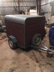 5ft x 4ft calf/sheep trailer