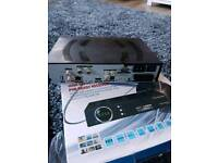 Technomate 5402 HD mk3 co super plus satellite receiver.