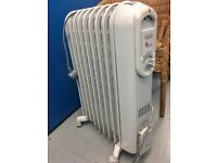 DiLonghi Vento Portable Radiator with Thermostat