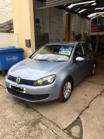 Vw Golf 1.4s 59 reg... 15,912 miles from new!!!!