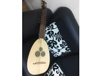 Theorbo Bass Lute
