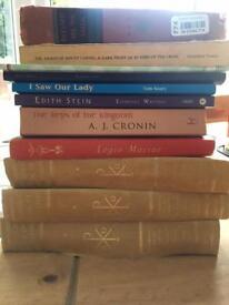 Religious ( catholic ) books