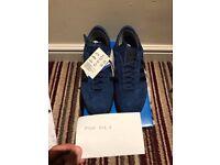 Adidas Originals Archive Dublin OG Mystery Blue /Core Black Size? Exclusive UK9