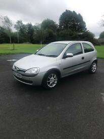 2003 1.7 litre diesel Vauxhall Corsa for sale