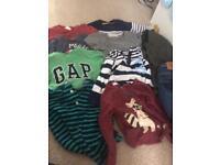 Zara/next/gap baby boy clothes 18-24months