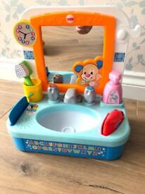 Fisher Price Get Ready Sink