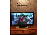 42 Inch Panasonic Plasma coloured TV