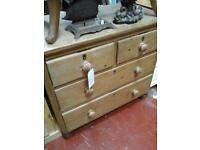 Pine Chest of drawers. Salisbury Den