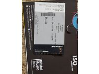 Jake Bugg Ticket Bristol Colston Hall 24/02/2018