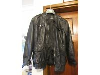 Women's Leather style Jacket