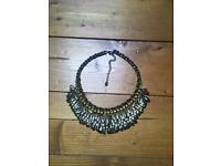 Zara statement necklace RRP £20