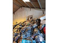 wholesale Used Clothes and Shoes
