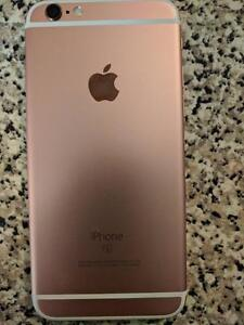 Rose Gold Iphone 6s 32 GB Bell/Virgin