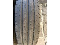 Continental tyres 205/65/r16c