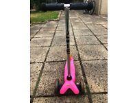 Micro mini scooter vgc
