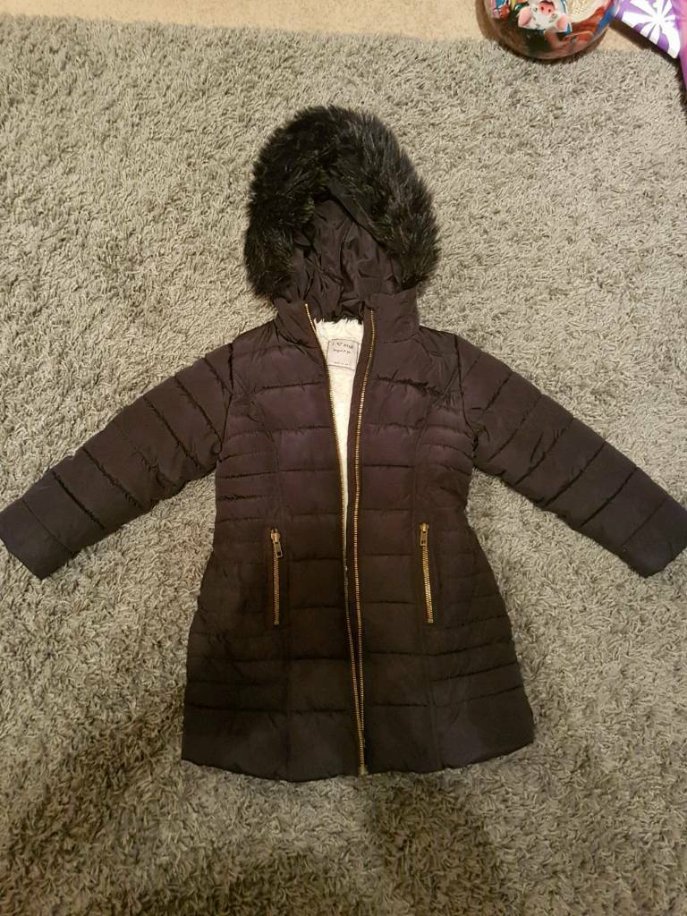 a685f1ad35da Girls Age 8 NEXT coat