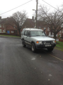land rover discovery 1 spares or repair