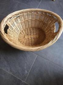 Wicket Washing Basket