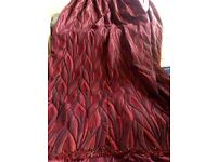 Quality lined Curtains (Reduced Price)
