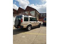 2002 Land Rover Discovery 2.5 TD5