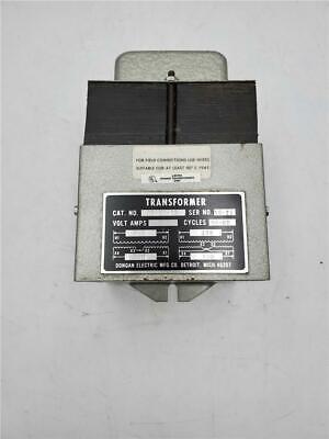 Dongan Electric Transformer 35-25-13 250 Volt Amps 50-60cy Prim-208 Sec-240120