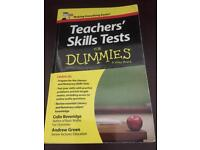 Teacher skills Tests for Dummies