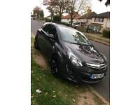 Vauxhall Corsa 2014 1.2 limited edition