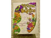 'NEW & Plastic SEALED' Pictured in Sequins – Flora Kit. (Ideal Craft Gift 5-7yr old)