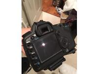 Canon 5D mk2 body only with screen magnifier