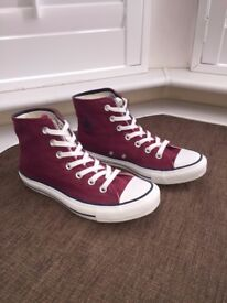 Converse All Stars Chucks Shoes Unisex Size 5 UK (37.5 EUR)