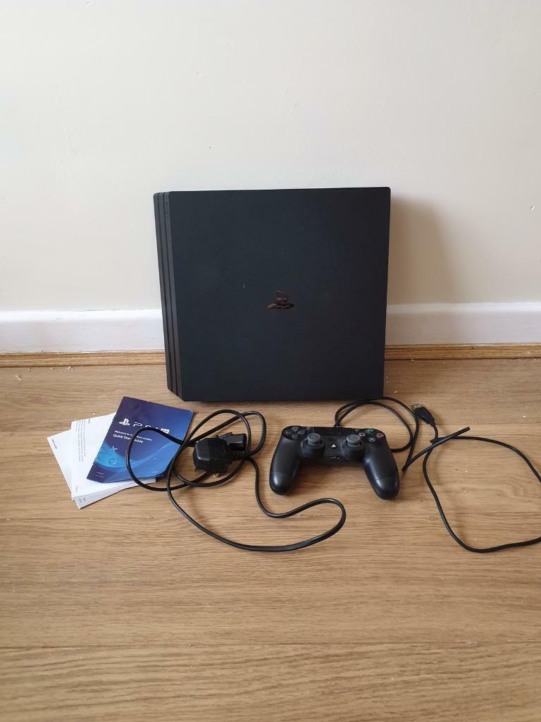 PS4 pro | in Shoeburyness, Essex | Gumtree
