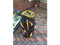 Cobra golf trolley bag