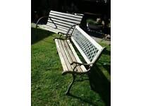 2 Garden Benches