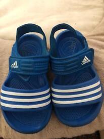 Adidas boys sandals