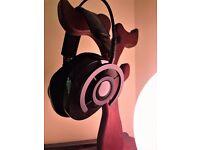 Audioquest Nightowl Carbon headphones (biocellulose diaphragm)