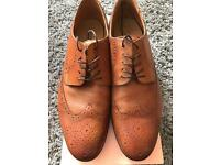 Brown Smart Shoes Size 11