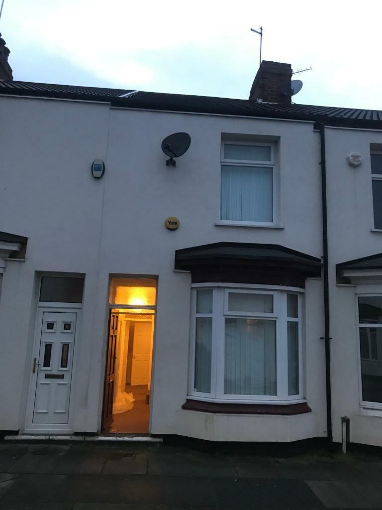 2 Bedroom House To Rent Middlesbrough
