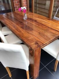 FOR SALE HARVEYS DINING TABLE QUICK SALE OFFERS WELCOME
