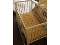 Ikea cot / child's bed