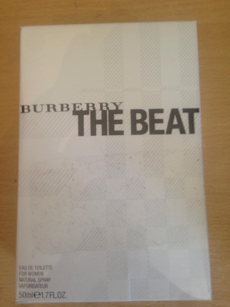 Burberry Burberry The Beat Eau De Toilette Natural Spray