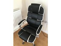 Office Chair Leather (£30)