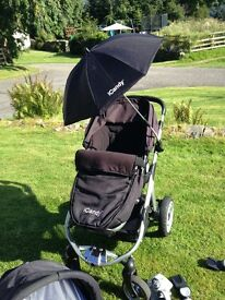 ICandy Apple travel system puschair