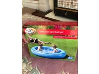 Ball pit inflatable brand new