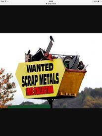 Free collection of scrap metal Bradford and surrounding area