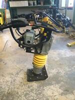 Brand new jumping jack/tamping rammer