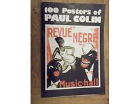 100 Posters of Paul Colin - 1977 poster book