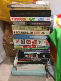20 Books! A great mix of classics and contemporary!