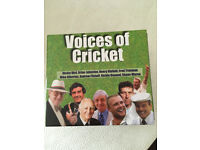 Cricket CDs